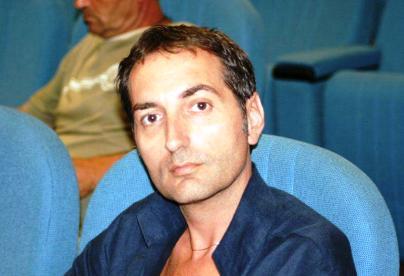 Domenico Rizzi (ST - arci) Immagine d'archivio