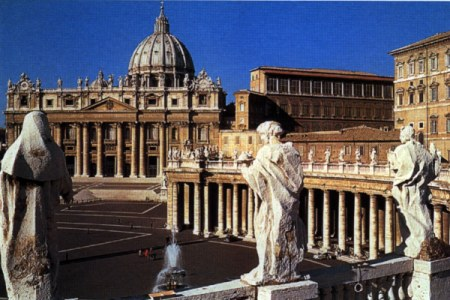 Vaticano Roma (fonte image: mosinforma)