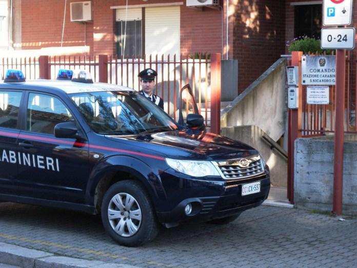 Sede Stazione Carabinieri Sannicandro Garganico (statoquotidiano)