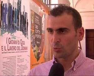 Antonio Potenza, sindaco di Apricena (STATO-sportnet)