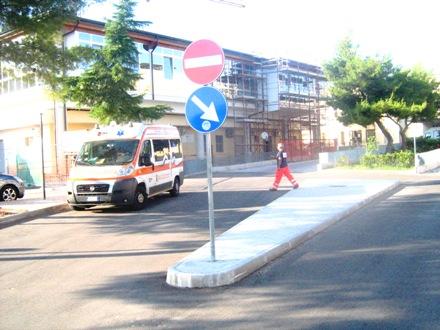 Interno ospedale San Camillo (st@)