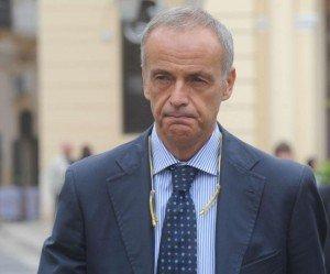 Il procuratore A.Laudati (st - PH: radiosei)