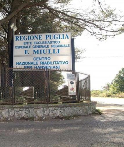 Colonia Hanseniana Opera Pia dell'Ospedale Regionale F. Miulli (st - abdt)