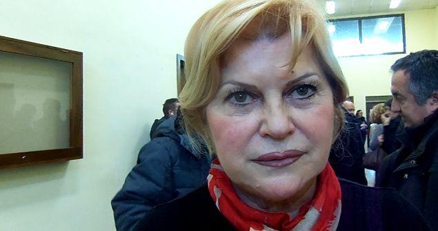 ERSILIA NOBILE, GIA' SINDACO DI VIESTE, IMMAGINE D'ARCHIVIO. FONTE INES MACCHIAROLA
