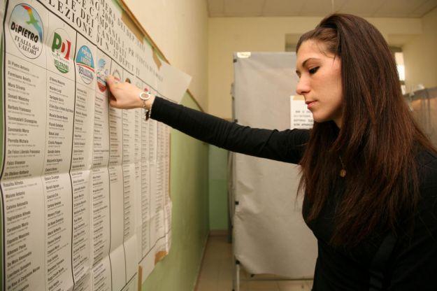 Elezioni politiche (Ph: politica24@ - ARCHIVIO, IMMAGINE NON RIFERITA AL TESTO)