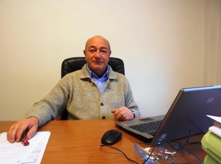 Il già Commissario straordinario dell'Ap avv. Nino Falcone (statoquotidiano@)