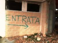 Entrata Palasport Scaloria (statoquotidiano@)