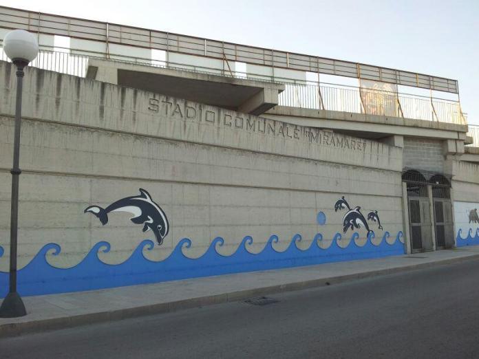 Stadio Miramare (Ph: ilsipontino.net)