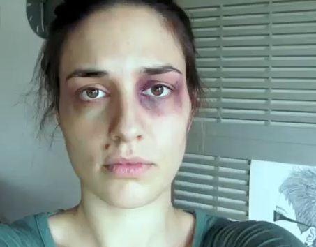 (Video violenza sulle donne - Ph: www.pinkdna.it)