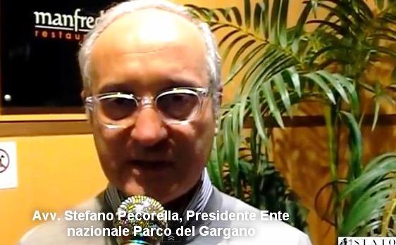 Il presidente dell'Ente Parco Nazionale del Gargano avv. Stefano Pecorella eletto Consigliere nel Direttivo di Federparchi nazionale (statoquotidiano)