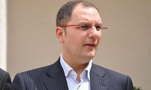 Michele Bordo riflette (ph: google image - ilmattino)