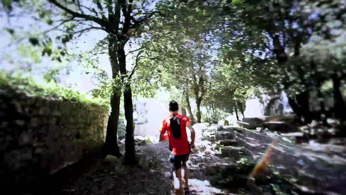 running (immagine d'archivio