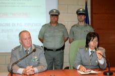 Una passata conferenza del Corpo Forestale della Provincia di Foggia (MAIZZI)