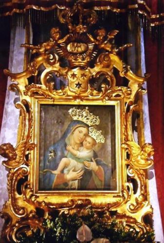 Sacra Immagine della Madonna del Carmine - copertina