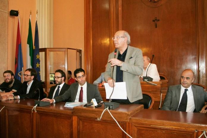 Una passata conferenza di Augusto Marasco (ph: MAIZZI)