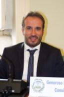 Il consigliere provinciale Generoso Rignanese (MAIZZI)