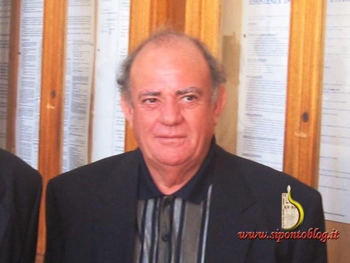 L'ex assessore comunale Nunzio Giandolfi (SQ)