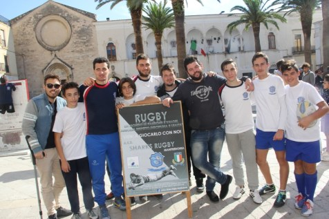 RUGBY MANFREDONIA - 26102014