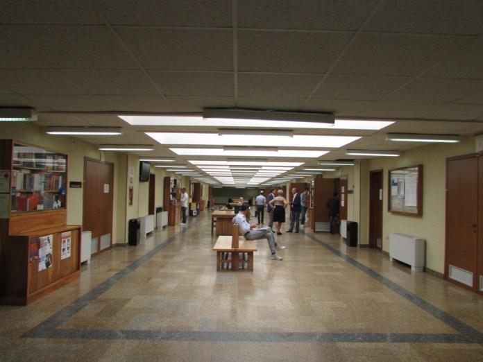 Interno tribunale di Foggia (ARCHIVIO ph: Benedetto Monaco)