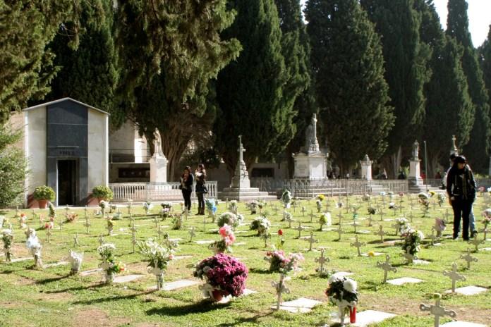 Commemorazione dei defunti, 2 novembre, Foggia (V.MAIZZI)