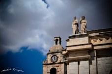 Particolare del campanile e del Duomo (ph: Michele Renzullo)