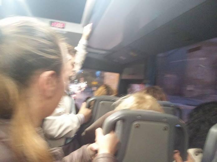 Linea autobus (06.11.2014 - ARCHIVIO, IMMAGINE NON RIFERITA AL TESTO)
