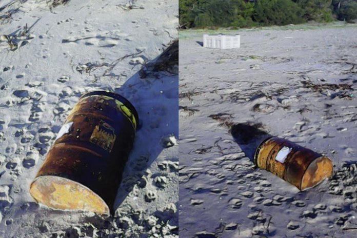 Siponto, rifiuti su spiagge - Stato Quotidiano