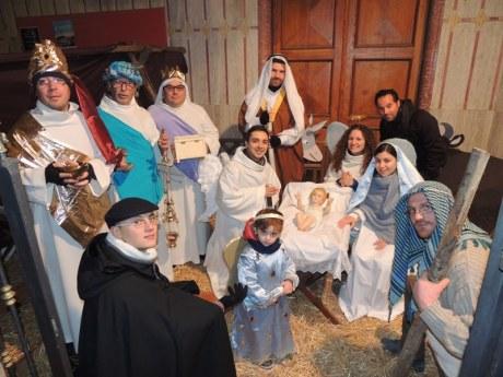 Presepe vivente Associazione San Michele (ph: Antonio Troiano)