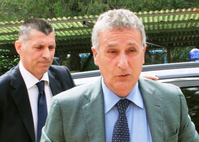 Il Procuratore Nazionale Franco Roberti (ph: MAIZZI)