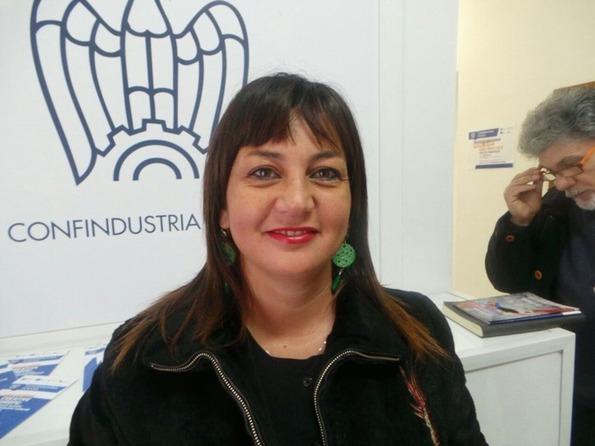 Patrizia Luisi (ph: teleradioerre)