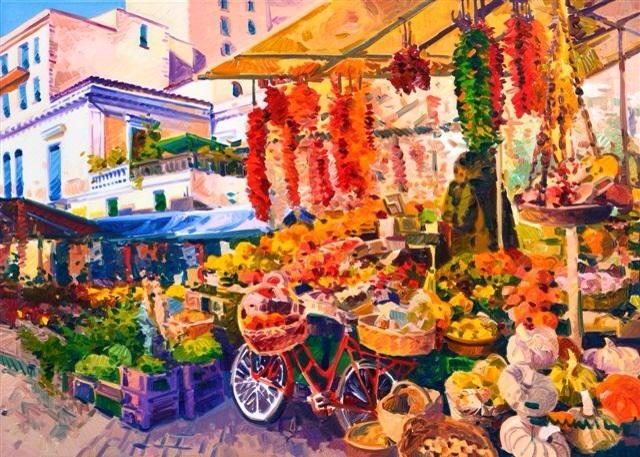 Foggia mercato ROSATI