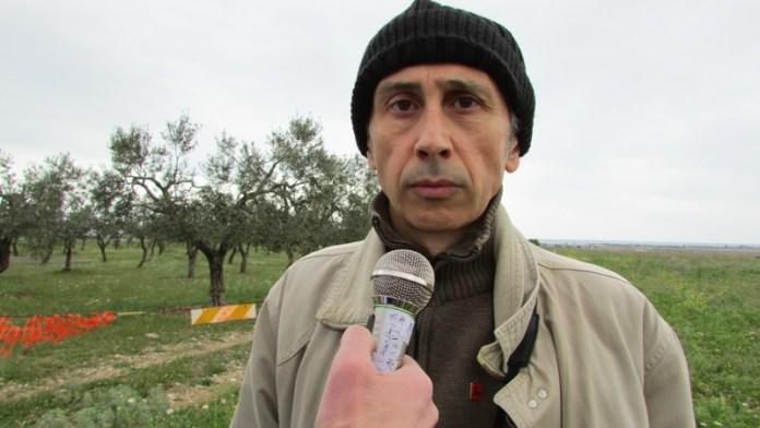 Enzo Cripezzi, Lipu Foggia in località Santo Spiriticchio (ph: benedetto monaco)