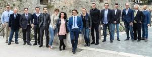 Gruppo M5S Manfredonia, candidato sindaco e consiglieri comunali (SQ)