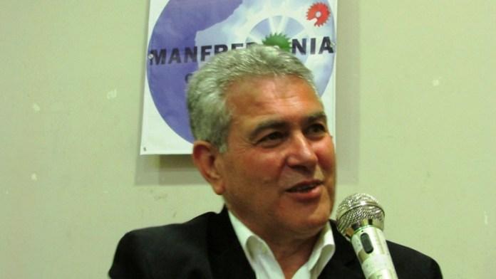 Il già candidato sindaco del movimento 'Manfredonia che funziona' Giovanni Caratù (ph: Benedetto Monaco)