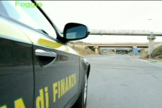 Guardia Finanza Manfredonia - Immagine d'archivio