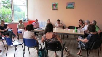 Ricerca epidemiologica partecipata, secondo incontro (ph: Benedetto Monaco)