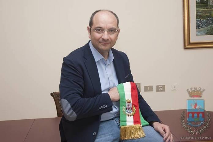 Il sindaco di Manfredonia Angelo Riccardi (ph: Saverio De Nittis)