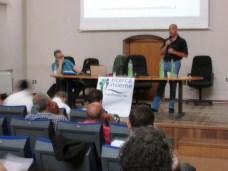 Un momento del 3° incontro a Palazzo dei Celestini (ph: Benedetto Monaco)