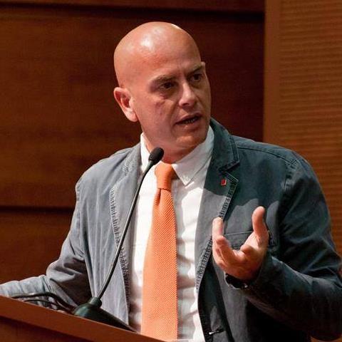 Daniele Calamita, Segretario Generale FLAI CGIL Foggia