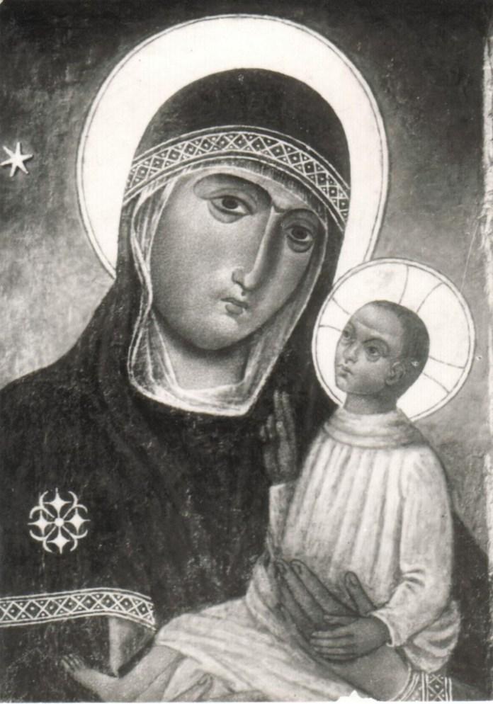 Antica Sacra Effige della Madonna di Siponto