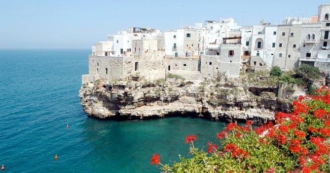 Polignano a Mare / PH: viaggi24.ilsole24ore.com