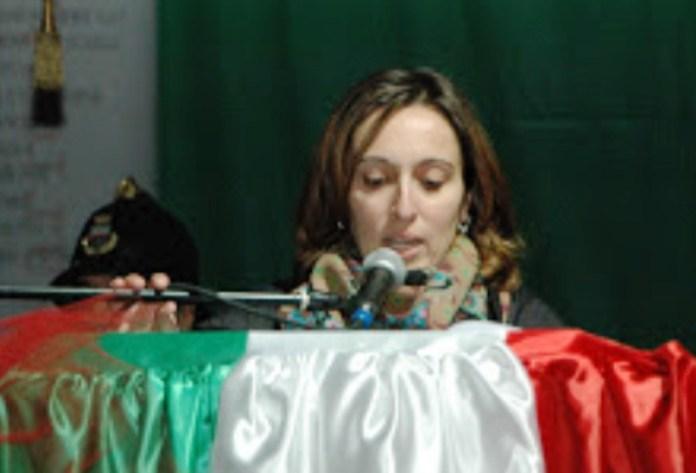 Anna Castigliego (IMMAGINE D'ARCHIVIO)