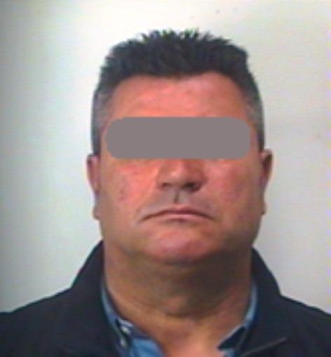 Roberto Sinisi , imputato nel procedimento di cui si fa riferimento nel testo. Fonte Ansa Puglia (fonte CC Foggia)