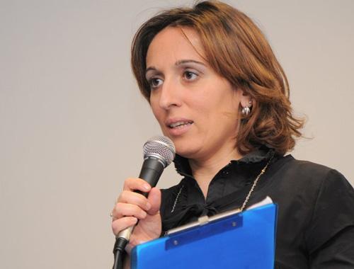 Anna Castigliego (ph Comune di Manfredonia)