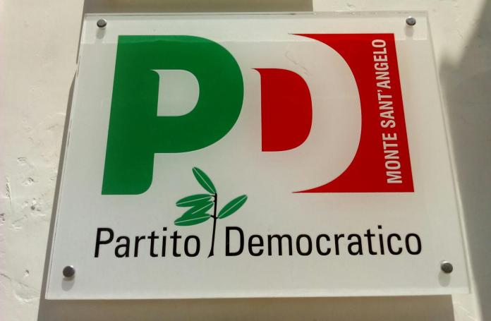 Logo Pd Monte Sant'Angelo