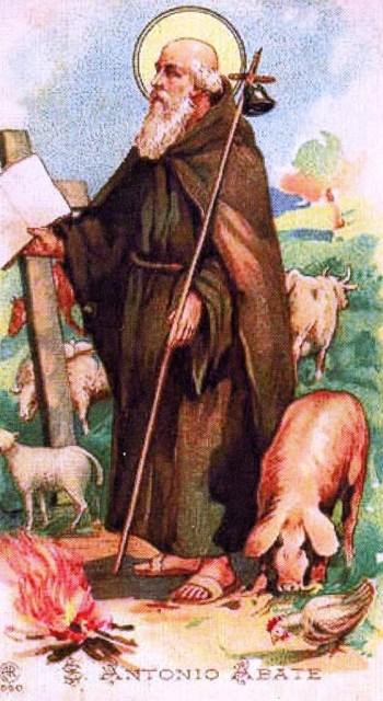 Santino S.Antonio Abate