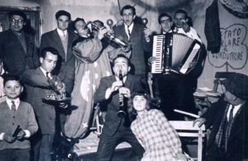 Anni '60-Socia in via Maddalena