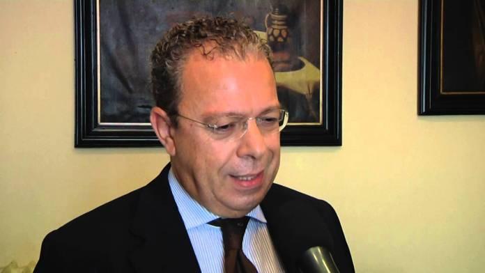 Il Direttore generale dell'ASL Foggia dr. Vito Piazzolla (immagine d'archivio)