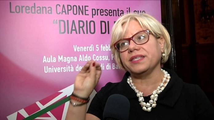 Loredana Capone - ST - ph youtube
