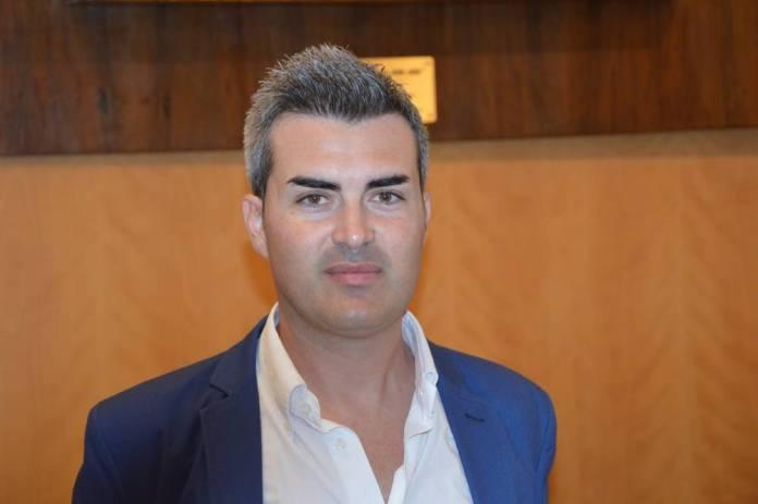 Massimiliano Ritucci, Consigliere comunale Movimento 5 Stelle di Manfredonia